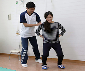 北名古屋市こじま接骨院坐骨神経痛運動療法