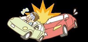 北名古屋市交通事故イラスト